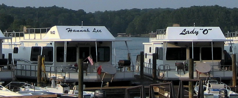 Houseboating in Virginia