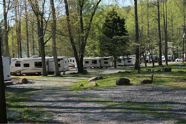 Adventure Bound Camping Resorts - Gatlinburg