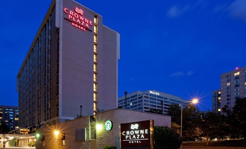 Crowne Plaza Washington Natl Airport