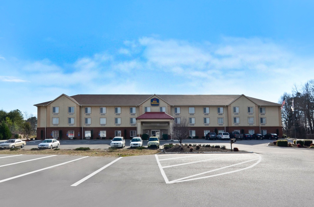 Best Western Windsor Inn - Danville